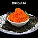 Ebiko Sashimi ไข่กุ้ง