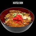 Katsu Don (かつ丼) ข้าวหน้าหมูทอดทงคัตสึ