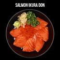 Salmon Ikura Don ข้าวหน้าปลาแซลม่อน