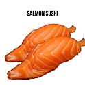 Salmon Sushi (サーモン寿司) แซลม่อนซูชิ