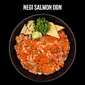 Negi Salmon Don