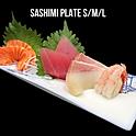 Sashimi Plate S (刺身盛りSサイズ) (地魚中心)ปลาดิบรวมไซส์ S