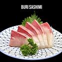 Buri Sashimi (ぶり刺身) บุรีซาชิมิ