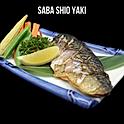 Saba Shio Yaki ปลาซาบะย่างเกลือ