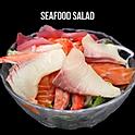 Seafood Salad (海鮮サラダ) สลัดทะเลรวมมิตร