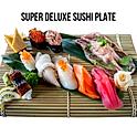 Super Deluxe Sushi Plate (スーパーデラックス寿司盛り)