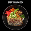 Saba Teriyaki Don