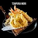 Tempura Mori (天婦羅盛り) เทมปุระรวมมิตร