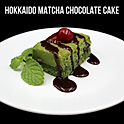 Matcha Chocolate Cake