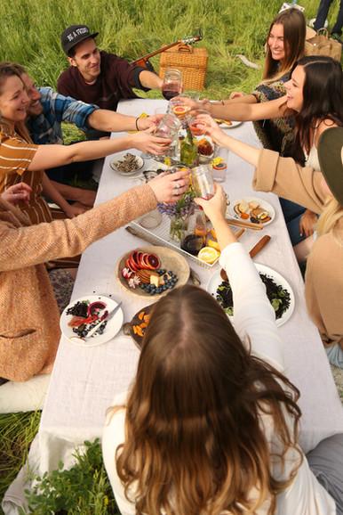 Food Stylist: Rebecca Taylor Photographer: Colleen Lennehen  Malibu - CA