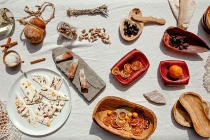 Food Stylist: Rebecca Taylor Photographer: Anisha Sisodia  Los Feliz - CA
