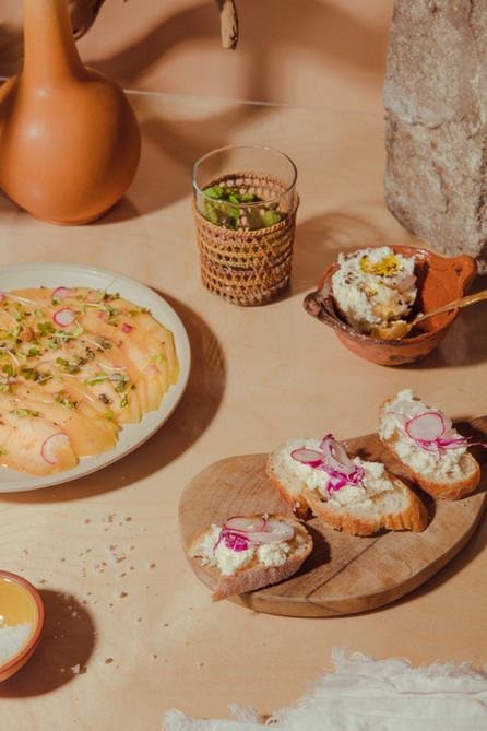 Food Stylist: Rebecca Taylor Photographer: Anisha Sisodia  Brooklyn - NY