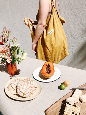 Food Stylist: Rebecca Taylor Photographer: Rebecca Taylor  Mexico City - MX