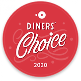Open Table Diners Choice 2020 emblem