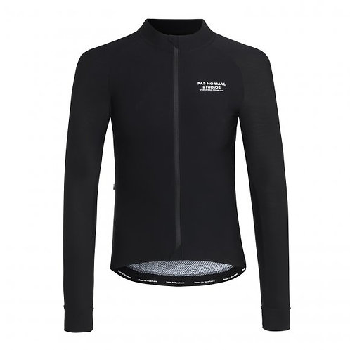 Pas Normal Studios Mechanism long sleeve jersey Black