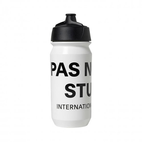 Pas Normal Studios logo bidon White