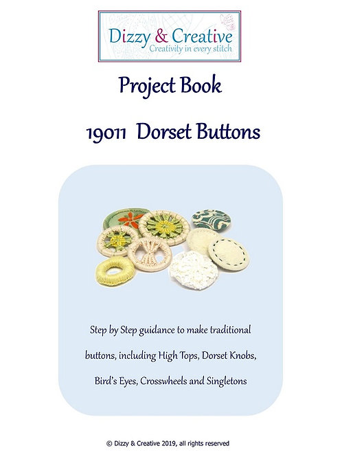 Dorset Buttons Project Book