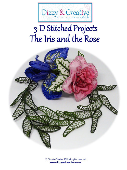 The Iris and The Rose 3D Project Book
