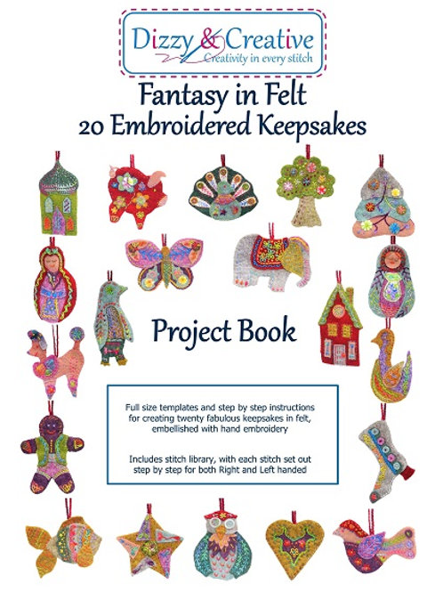 Fantasy in Felt Project Book