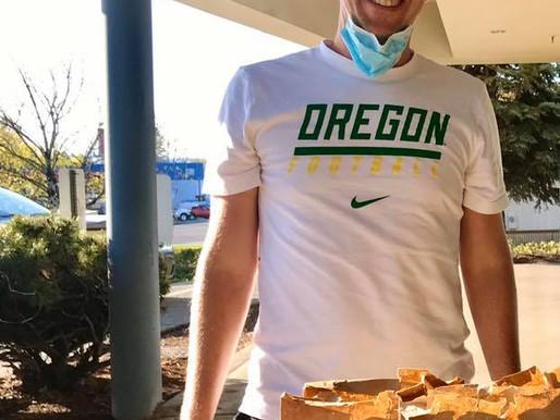 Oregon City - April 2020