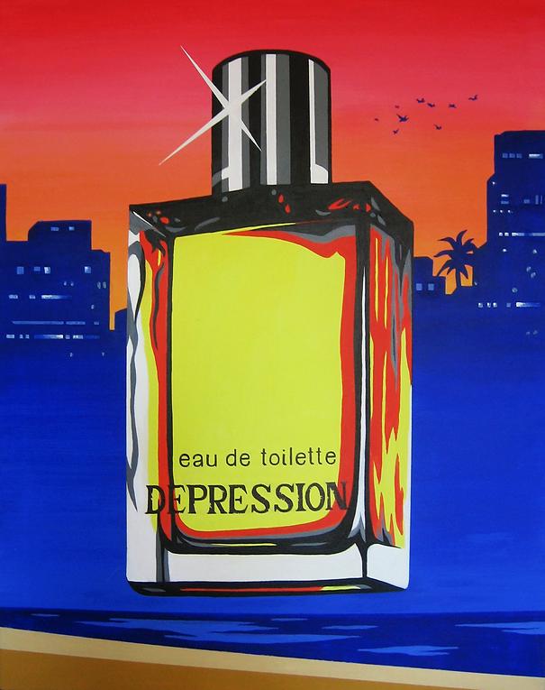 Eau de Toilette Depression