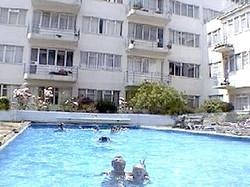 Pullman Court swimming pool