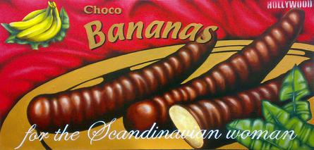 Choco Bananas