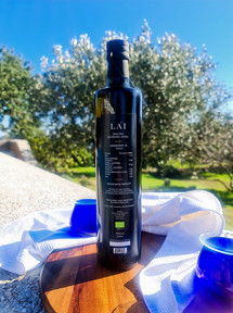LAI Extra Virgin Organic Olive Oil