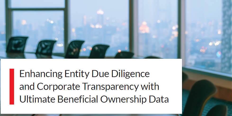 Nexis Diligence Ultimate Beneficial Ownership Data