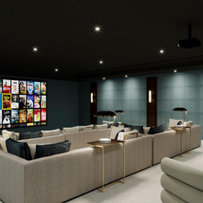 Creating the Ultimate Bespoke Home Cinema