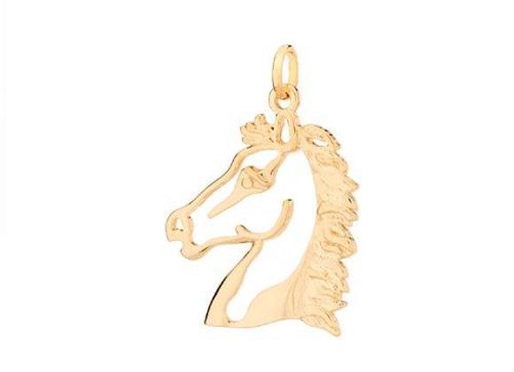 Pingente Cabeça de Cavalo