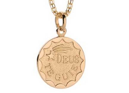 Pingente Medalha Rommanel