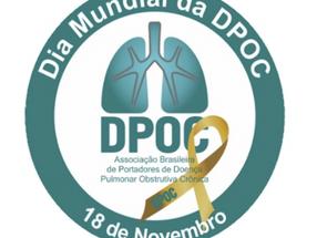 Hoje é Dia Mundial da DPOC
