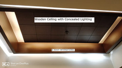 Wooden Celling 36 H11601