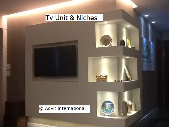 TV Unit & Niches 31