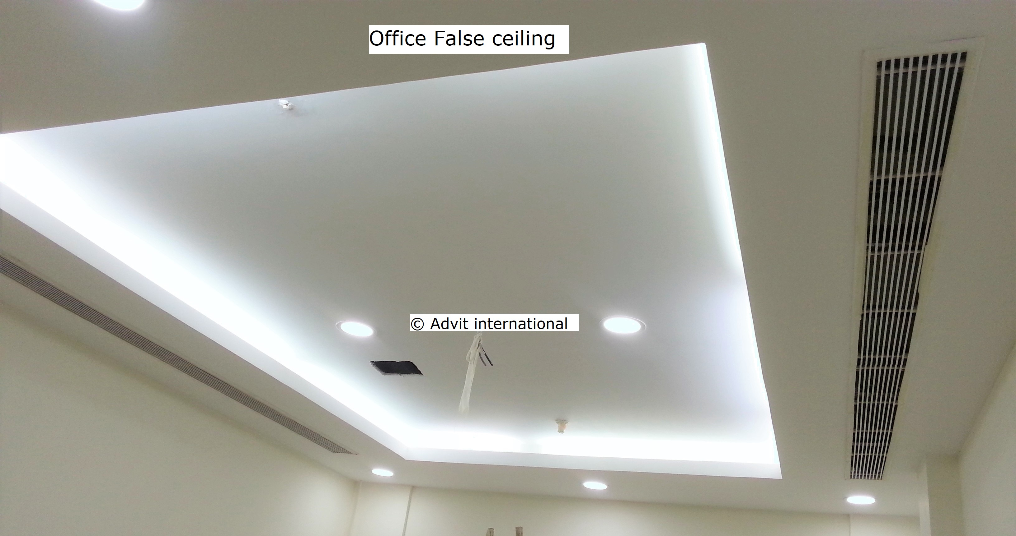 False Celling