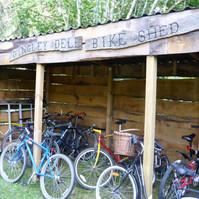 Gite Garden bike shed.jpg
