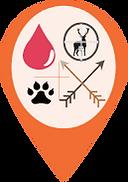 Hunt'n Buddy pin icon
