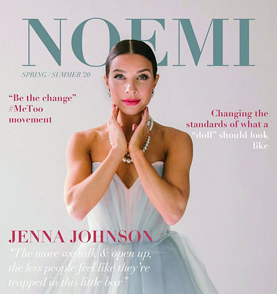 NOEMI Spring/Summer'20 Issue