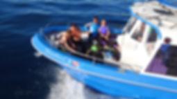 bateau plongée port cros