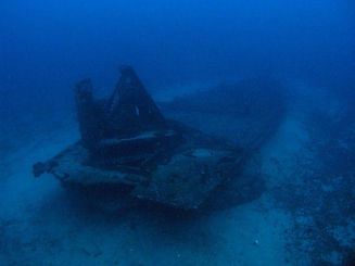 Barge aux congres -