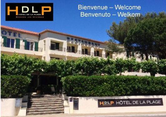 Hotel de la plage Bormes Plongee