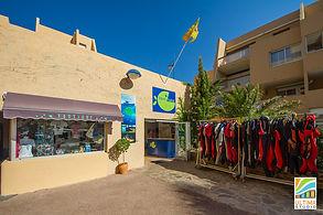Centre de plongée Bormes
