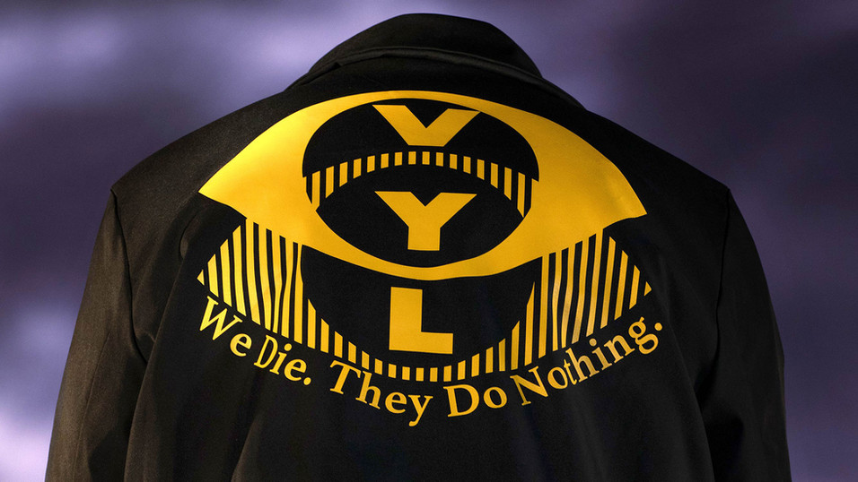 VFILES YELLOW LABEL BY PAUL CUPO
