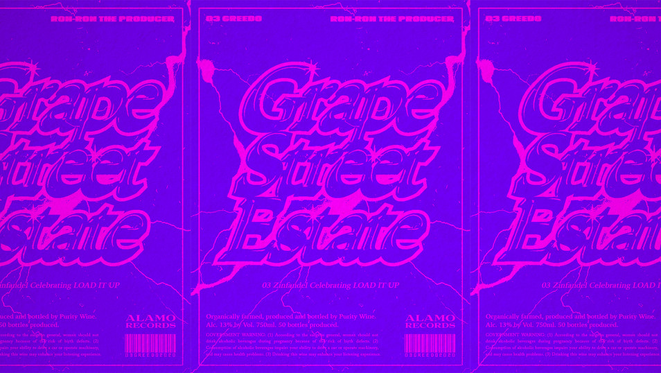 GRAPE STREET ESTATE | 03GREEDO