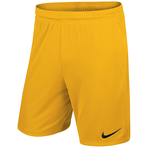 Home Match Day Goalkeeper Shorts (Nike Park)