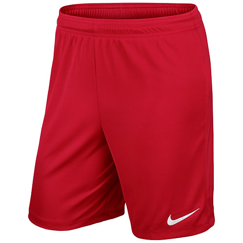 Home Match Day Shorts (Nike Park)