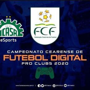 Campeonato Cearense de Futebol Digital