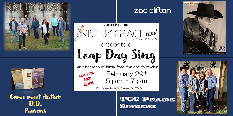 Leap Day Sing