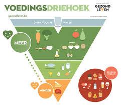 De Nieuwe Voedingsdriehoek, in een notedop!